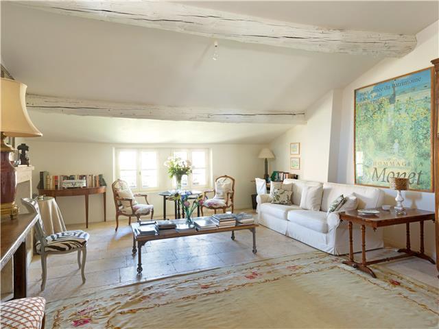 Chez Vous living room